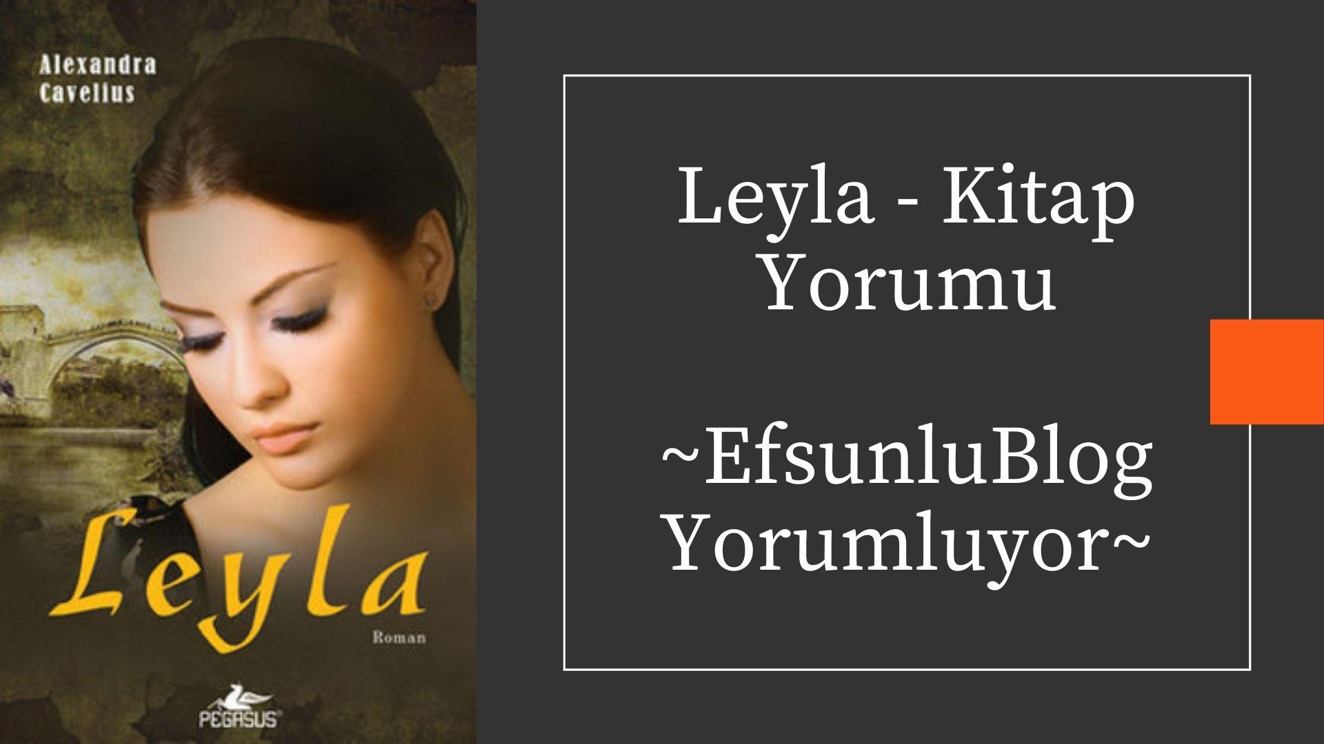 Leyla – Kitap Yorumu
