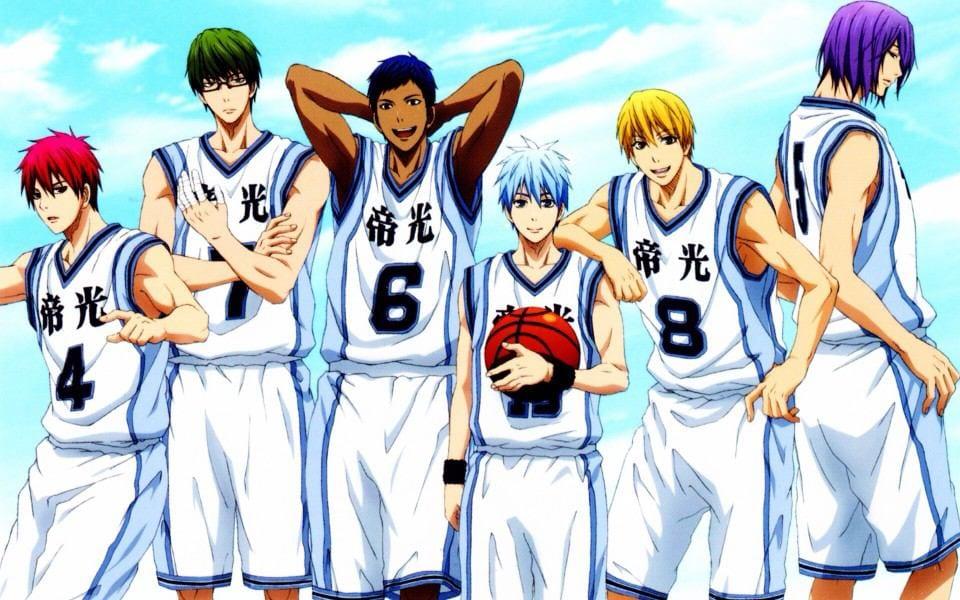Kuroko no Basket – Anime Yorumu (1. Sezon)