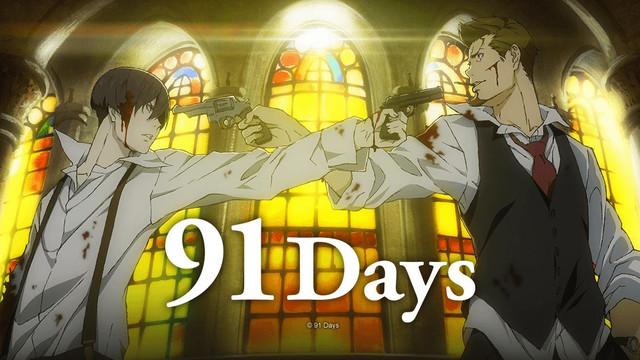 91 Days – Anime Yorumu